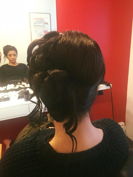 coiffure, evenement, chignon, Fadyla_K