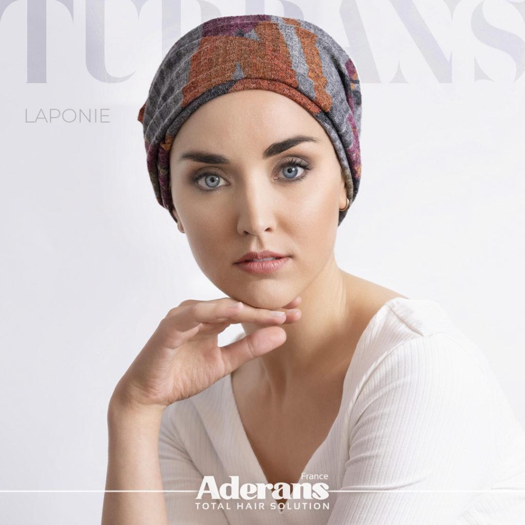Turbans, aderans, chimiotherapie, Fadyla_K